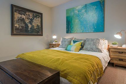 1 bedroom apartment at Griffis Lakeline Station in Austin
