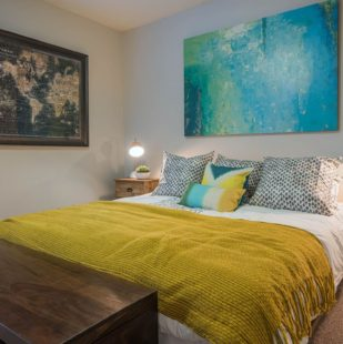 Luxurious Bedroom in Austin, Texas Apartment Home - Griffis Lakeline Station