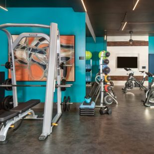 Griffis North Union Clubhouse RENO Gym Workout Facility