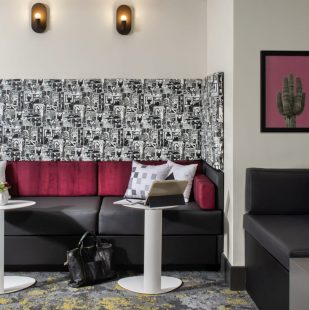 Griffis North Union Clubhouse RENO Downtown Denver Couches