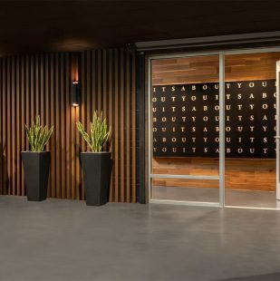Griffis Cherry Creek Renovated Clubhouse Entry