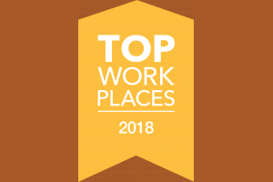 Griffis Residential Top Work Place in Austin 2018
